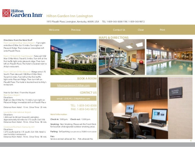 guest rooms contact us close printnextwelcome previous 4 4 hilton garden inn lexington - Hilton Garden Inn Lexington Ky