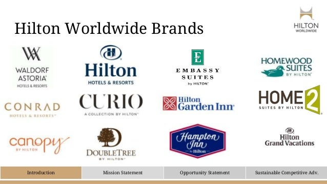 international entry strategy of a hilton hotels Global brand expansion: how to select a market entry strategy  building on a prior study on international market entry strategies (dev,.