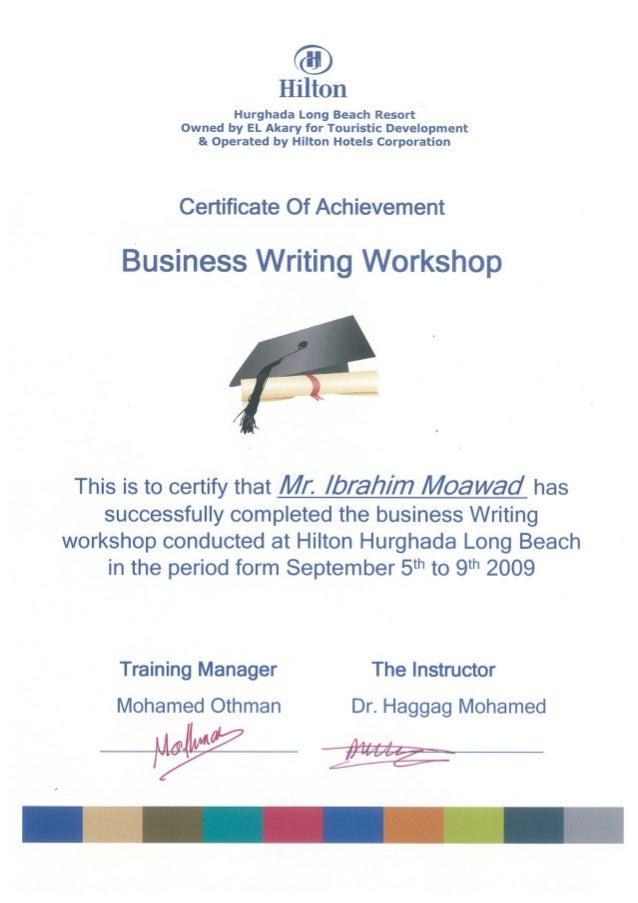 Hilton International Regional worldwide Training Slide 3