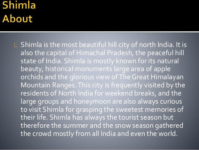 Himachal tour package for shimla, manali, dharamshala and dalhousie Slide 2