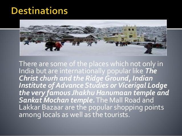 Himachal tour package for shimla, manali, dharamshala and dalhousie Slide 3