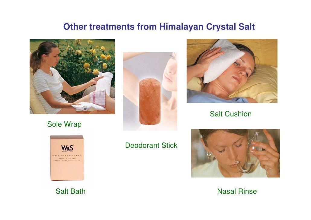 Himalayan Salt Benefits