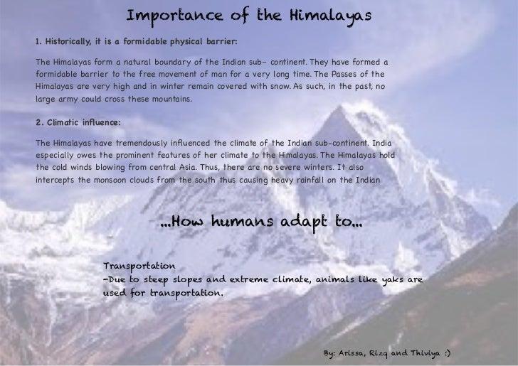 Himalayas arissa, rizq and thiviya