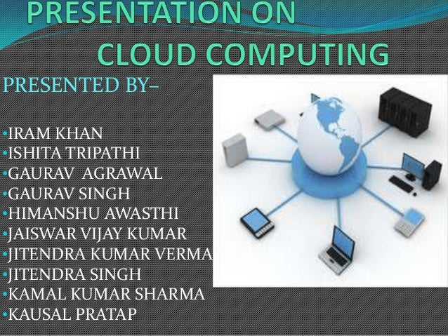 Cloud Computing Ppt Pdf