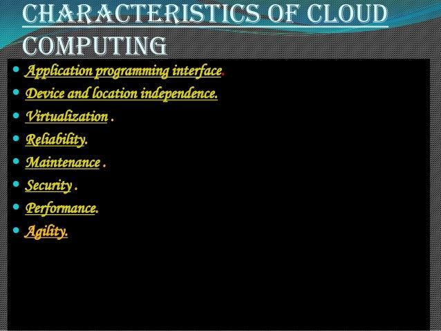 Cloud computing ppt.