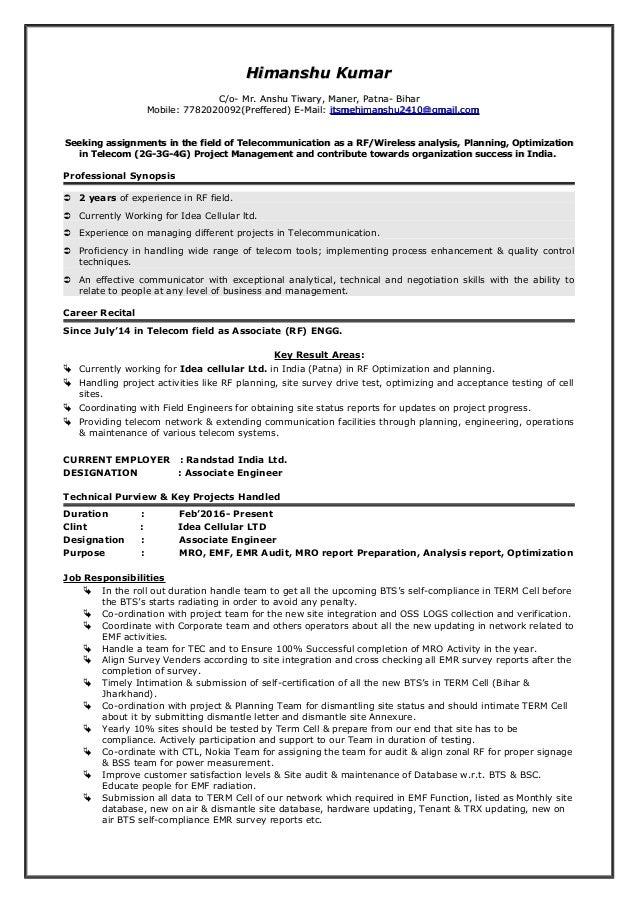 Himanshu resume 2016
