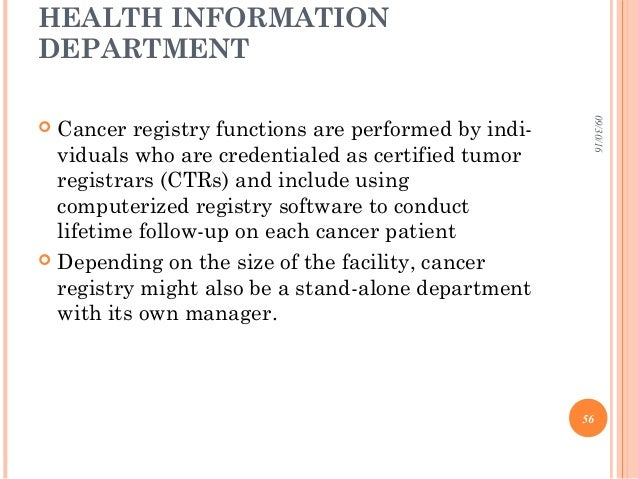 certified tumor registrars Ncra is a not-for-profit association representing cancer registry professionals  and certified tumor registrars (ctr) founded 1974 africa.