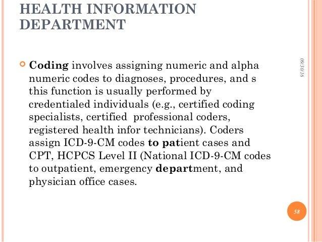 essentials of health information management