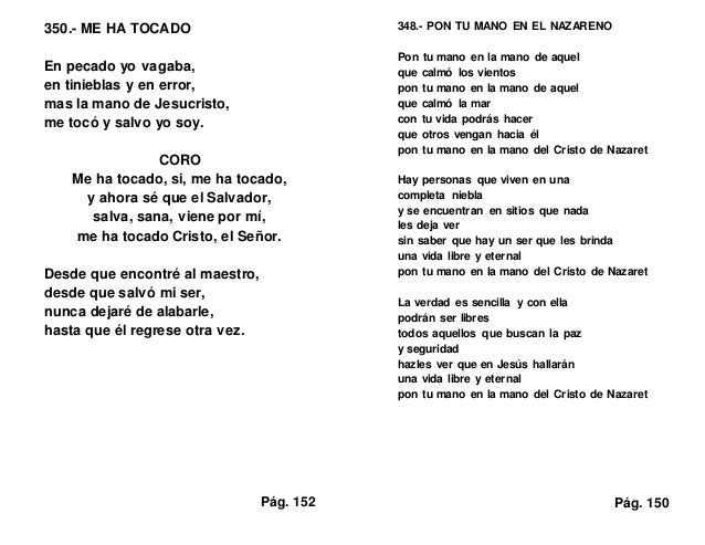 Himnario con paginacion 2014