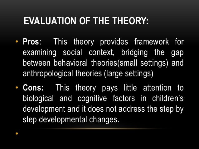 Pros and Cons of the Motivational Theories