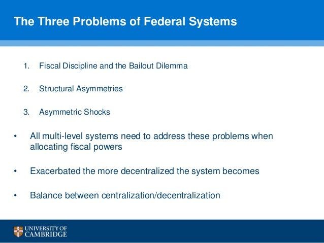 Fiscal Federalism in the EU?: Evolution and Future Choices for EMU (by Alicia Hinarejos) Slide 3