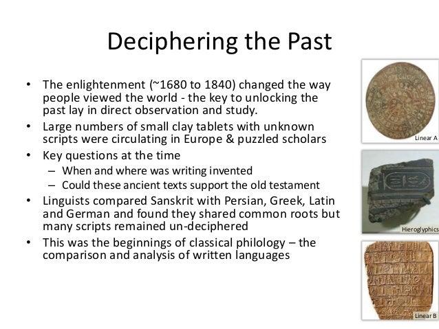 Rev Edward Hincks And The Decipherment Of Cuneiform
