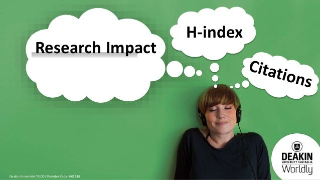 "index research paper The h-index is a measurement that aims (nc) for each paper the h-index is defined by how ""an index to quantify an individual's scientific research."