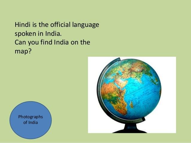 Hindi presentation Slide 2