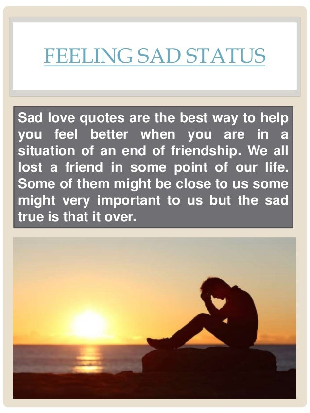 Sadness Whatsapp Images, Check Out Sadness Whatsapp Images ...