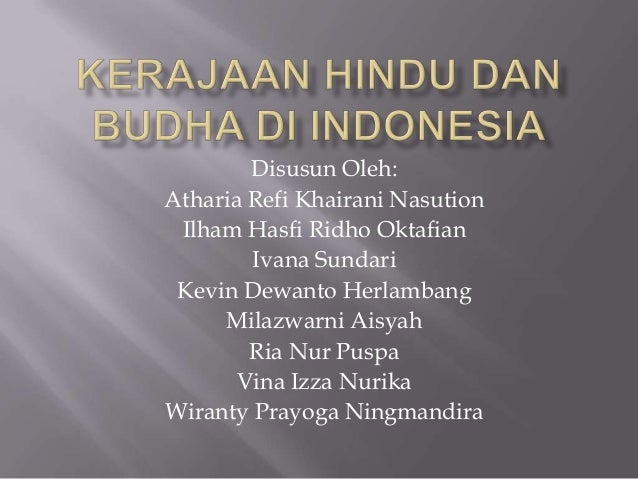 Disusun Oleh: Atharia Refi Khairani Nasution Ilham Hasfi Ridho Oktafian Ivana Sundari Kevin Dewanto Herlambang Milazwarni ...