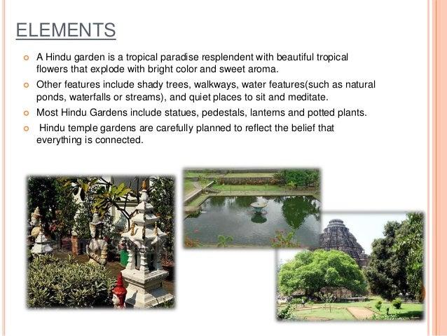 Hindu And Buddhist Garden Style Simple Buddhist Garden Design Image