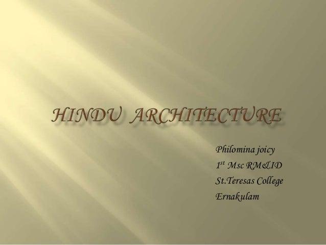 Philomina joicy 1st Msc RM&ID St.Teresas College Ernakulam