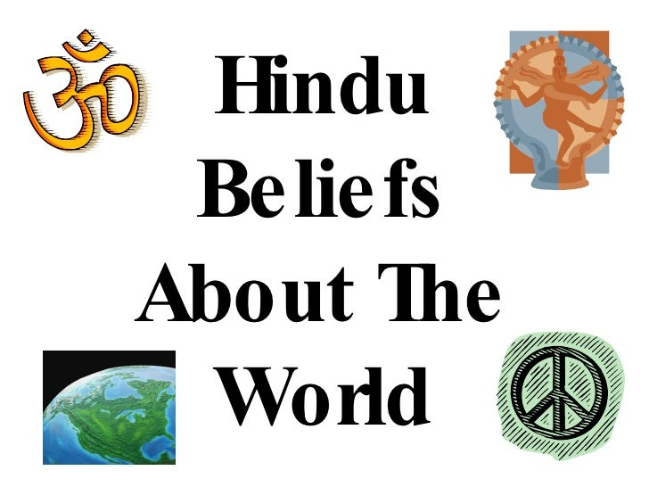 A look at the major teachings of hinduism