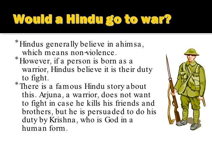 Hindu Beliefs About The World