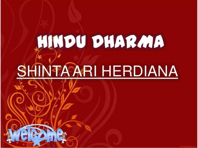 HINDU DHARMA SHINTA ARI HERDIANA
