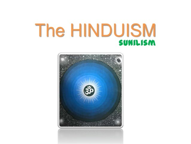 The HINDUISM        sunilism