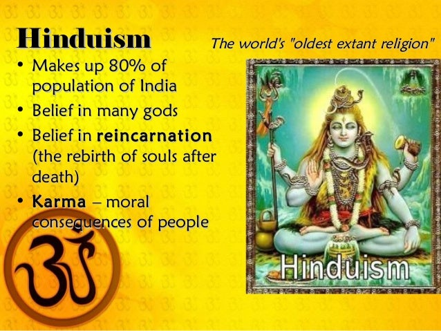 history of hinduism the oldest living religion Is hinduism the oldest religion  answer 1 according to secular history, hinduism predates  it is more than religion it living style of people living near.