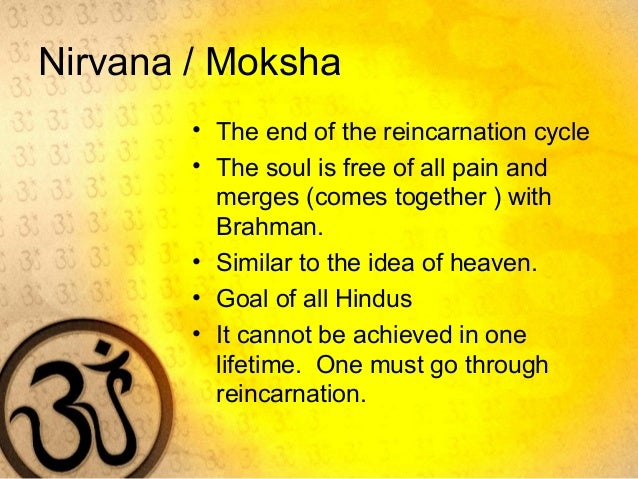 moksha and nirvana essays Free moksha and salvation papers, essays, and research papers.
