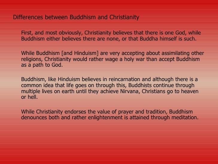 Compare contrast religion essay