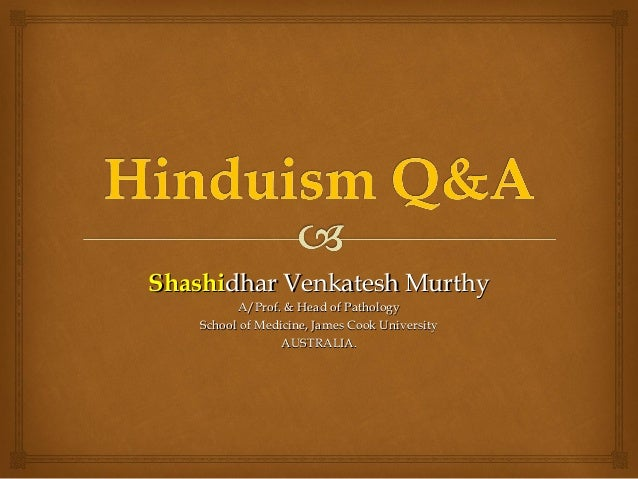 ShashiShashidhar Venkatesh Murthydhar Venkatesh MurthyA/Prof. & Head of PathologyA/Prof. & Head of PathologySchool of Medi...