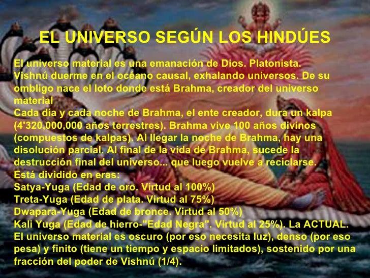 Hinduismo expo - Principios del hinduismo ...