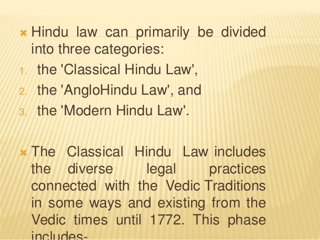 hindu legal system Hindu dietary practices can vary depending on the  this system certain foods are classified as hot or cold and  section 2 hindu beliefs affecting health care.