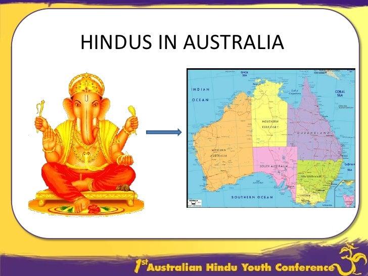hindu in australia
