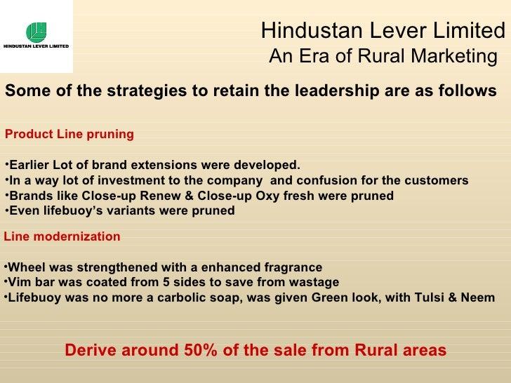 hindustan unilever ltd the wheel saga An entertainment platform to reach rural consumers hindustan unilever ltd (hul) the wheel missed call campaign was introduced in 2011 in uttar pradesh and.