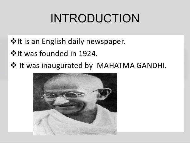 Hindustan times Slide 2