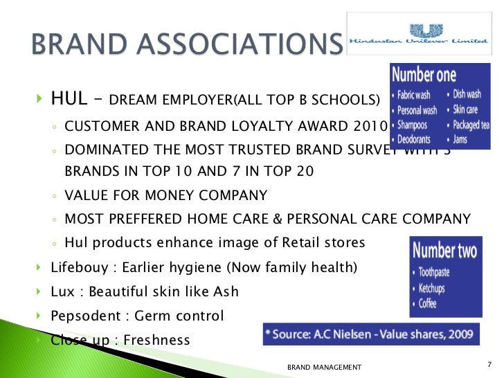 hindustan unilever limited brand strategy management Formulated brand development strategy and conceptualized marketing campaigns  hindustan unilever limited  post graduate diploma in business management.