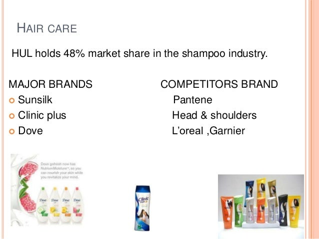 Hindustan unilever limited : personal care products