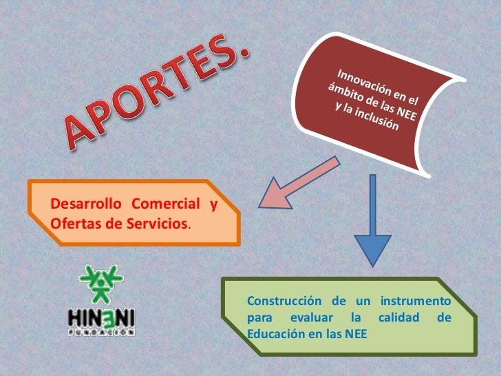 Desarrollo Comercial yOfertas de Servicios.                         Construcción de un instrumento                        ...