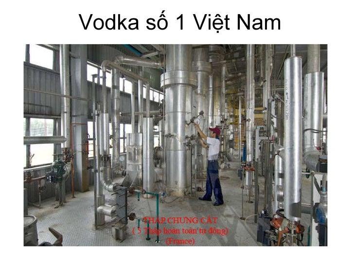 Vodka số 1 Việt Nam