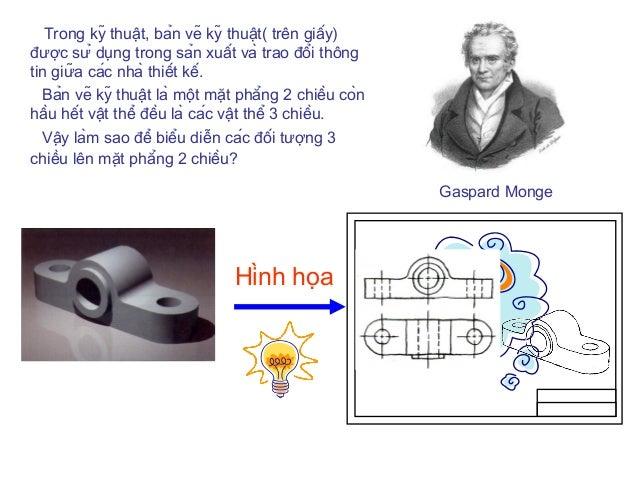 Trong kỹ thuật, bản vẽ kỹ thuật( trên giấy) được sử dụng trong sản xuất và trao đổi thông tin giữa các nha...