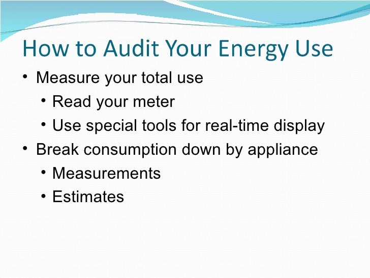 How Much Does an Energy Efficiency Audit Cost?
