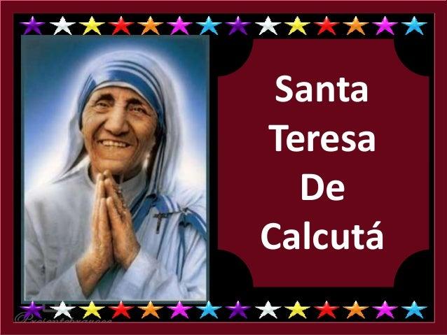 Hino da vida_santa_teresa_de_calcuta_presentepravoce