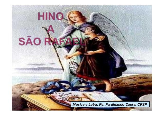 Música e Letra: Pe. Ferdinando Capra, CRSP