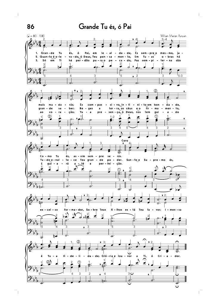96   Vinde, adoremos a Deus