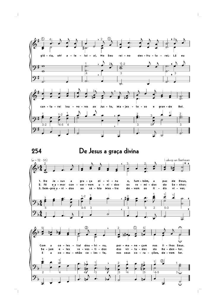 273   Jesus me deu celeste hino