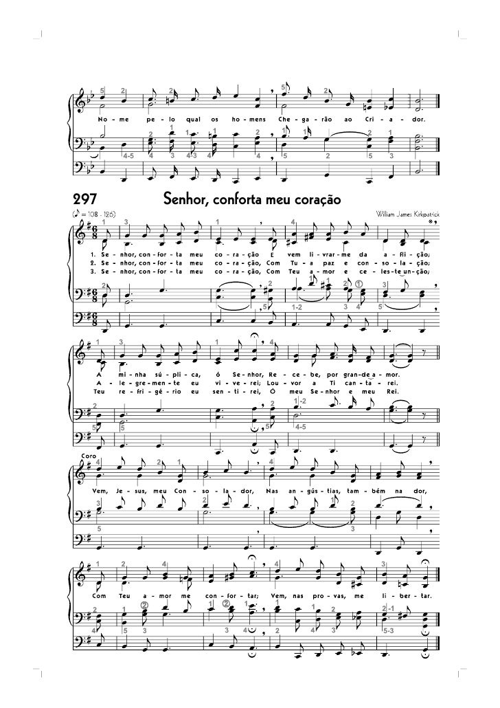 319   Foi Jesus Quem me salvou