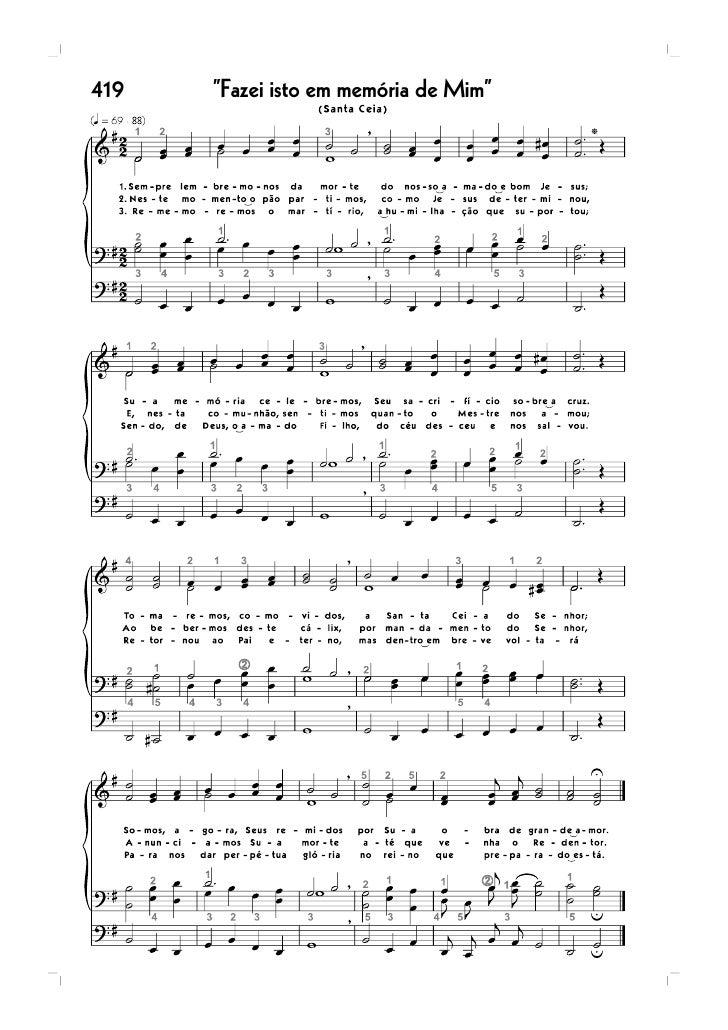 449   O meu nome no céu escreveste, Senhor