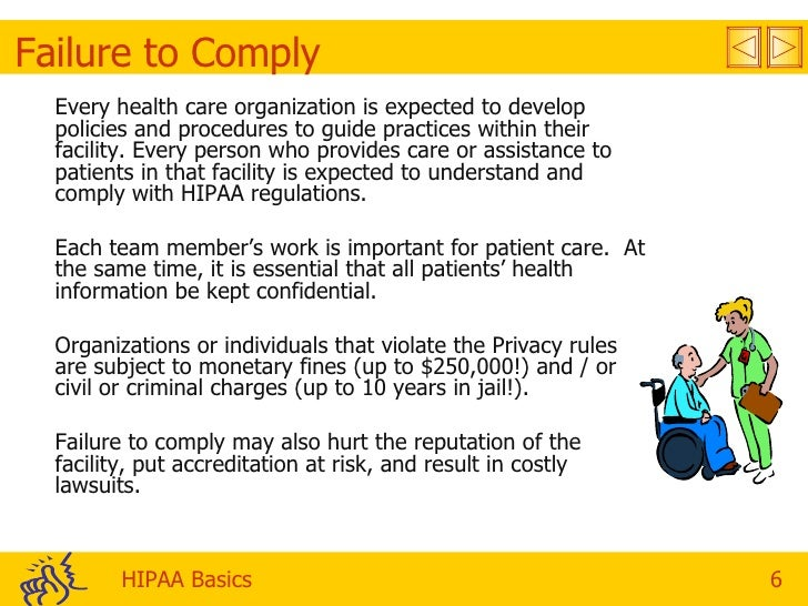 HIPAA Privacy Rule & Patient Confidentiality