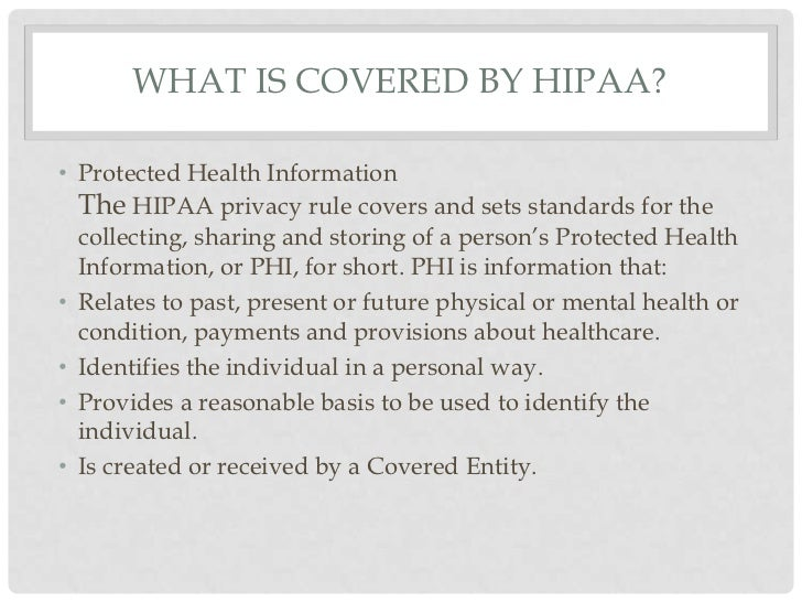 hipaa tutorial Hipaa tutorial the hipaa tutorial remains informative on patient privacy i have taken this tutorial before in a previous class and it reinforces the reasons for.
