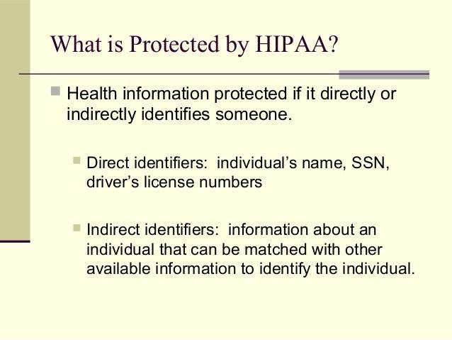 Basic HIPAA Training by CMU